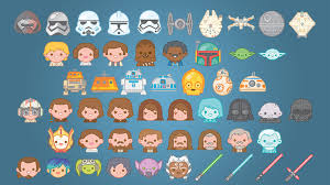 Express Yourself With Star Wars Emojis