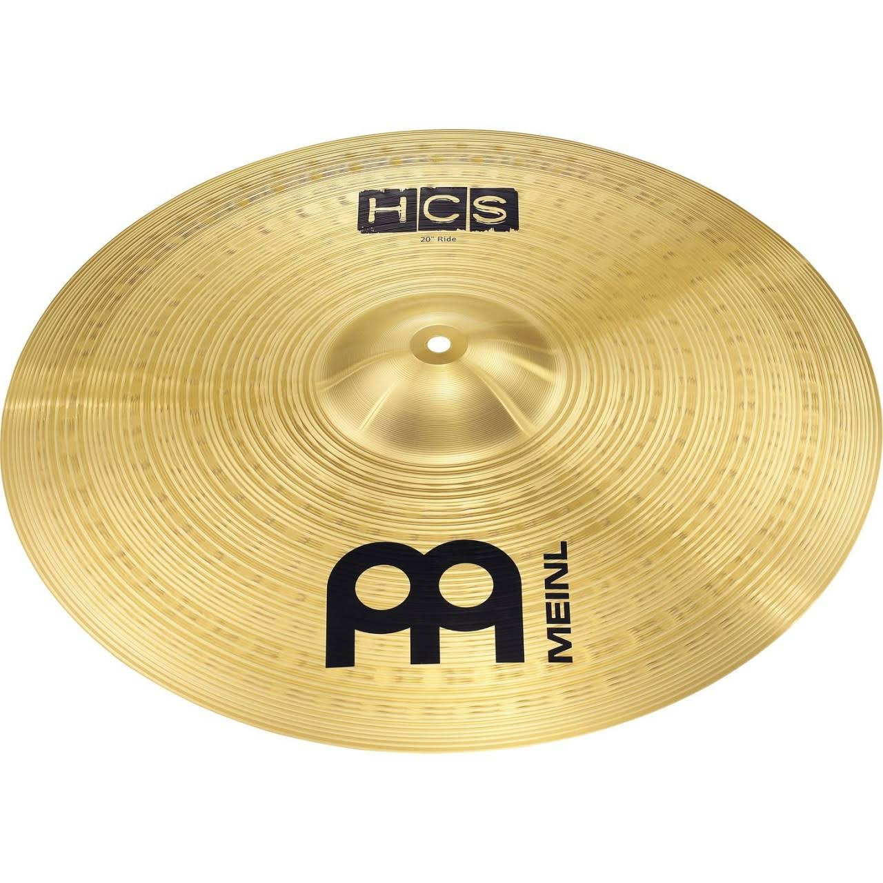 Meinl HCS20R 20in HCS Traditional Ride Cymbal