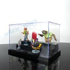 Ladder Style Figure Acrylic Display Case Lego