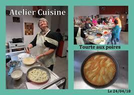 atelier cuisine centre social assoc centre social de la houssière reconnue d utilité publique