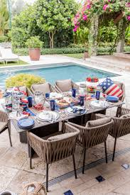 Pottery Barn 4th Of July Celebration With The Ultimate Red, White ... Pottery Barn Outdoor Fniture Cushion Covers Perfect Lighting In Fniture Wicker Chair Cushions Awesome Patio Ideas Tuscan Melbourne File Info Interior Wondrous Tables With L Nightstand Lounge Sets Saybrook Collection Rectangular Market Umbrella Solid Au Reviews Table Best Property Home Office And Stunning Contemporary Woven Rattan Sofa