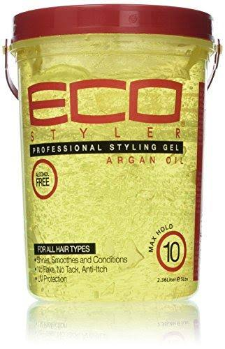 Eco Styler Hair Styling Gel - Argan Oil, 230ml