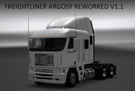 Freightliner Argosy Reworked Truck V 1.1 - ATS Mod | American Truck ... Truck Trailer Transport Express Freight Logistic Diesel Mack Freightliner Argosy Reworked V30 128 130 Ets2 Mods Euro Short Wheelbase 1979 Freightliner Cabover Trucks Mt Vernon Wa Truck Inventory Northwest Semi Stock Photos Inspiration Revealed As The First Licensed Pin By Ray Leavings On Old School Trucking Pinterest Classic Trucks Truckfax Olskool White Fine Antique Sales Vignette Cars Ideas Boiqinfo Coe Tribute The Only Old School Guide Youll Ever Need Great Looking Sckool