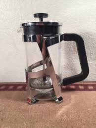Image Is Loading Vintage Starbucks Bodum 8 Cup Glass French Press