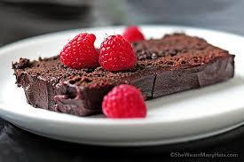 Chocolate Cake Recipe Chocolate Cake with raspberries