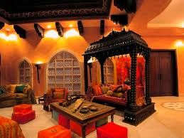 Indian Living Room Decor In 16 Exotic Ideas