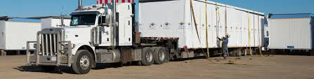 Remote Modular Construction Transportation Services