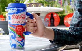 Watch Halloween H20 Online Free by Universal Orlando Close Up Coca Cola Freestyle In Park
