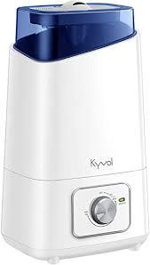 kyvol hd3 luftbefeuchter ultraschall 4 5l humidifier 26db leiser raumluftbefeuchter luftbefeuchter für schlafzimmer bis zu 40m humidifier mit