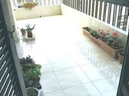 Balcony Flooring Ideas Modern Outdoor For Functional And Beautiful Floor Singapore Balcon
