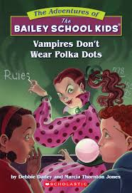Childrens Halloween Books From The 90s by Vampires Don U0027t Wear Polka Dots The Adventures Of The Bailey