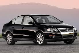 2007 Volkswagen Passat Overview