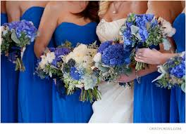 Royal Blue Wedding Ideas Taken By Clovis Photographer Cristy