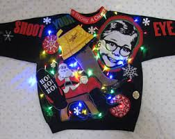 christmas sweater etsy