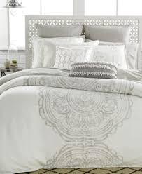 Bar III Token King Duvet Cover Bedding Collections Bed & Bath