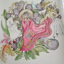 Themagicalchristmas Themagicalchristmascolouringbook Lizziemarycullen Magical ChristmasChristmas IdeasColoring BooksColouringPencil