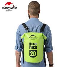 Naturehike Camping Ocean Pack Outdoor Dry Bag 20L 30L Waterproof