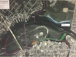 Wharfside Patio Bar Point Pleasant by State Eyeing Multi Year Manasquan River Dredging Project Brick