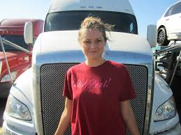 100 Female Truck Driver Data Says Women Are Safer S Go By Global News