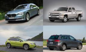 100 Car Truck Hybrid These Are The Forgotten S S And SUVs Feature