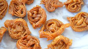 chebakia mkharka moroccan sweet recipe cookingwithalia