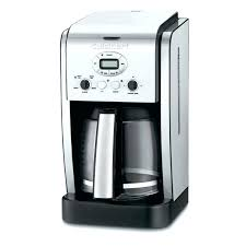 Cuisinart Coffee Maker Parts How Much Is A