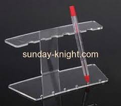 Acrylic Products Manufacturer Customized Pen Stand Holder ODK 126