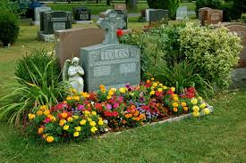ideas for graveside decorations astrids garden design cemetery plants and ideas for grave 2017