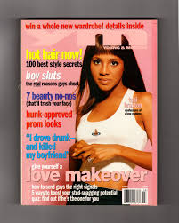 YM - Young & Modern Magazine - March, 1997. Toni Braxton Cover. Kate ...