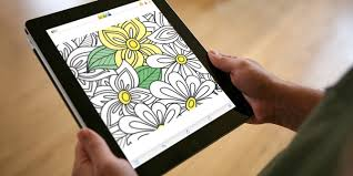 IPad Coloring Book Apps For Adults To Help You Relax Unwind