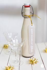 geschenke aus der küche weihnachtlicher zimt vanille likör