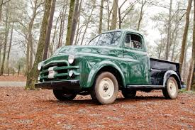 Vintage Drive: 1951 Dodge B3