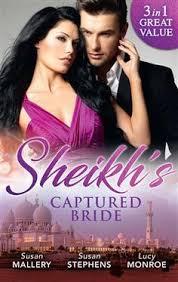 Mills BoonTM Sheikhs Captured Bride By Susan Mallery Lucy Monroe