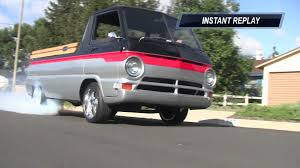1967 Dodge A-100 - YouTube