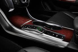 2015 Acura Tlx V6 Interior Center Console