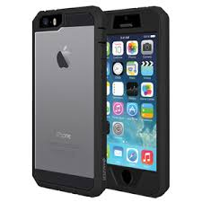 Boost Mobile iPhone 5S Hybrid Cases