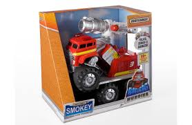 MATCHBOX® BIG RIG BUDDIES™ SMOKEY™ The Fire Truck Vehicle Buy Matchbox Big Rig Buddies Smokey The Fire Truck In Cheap Price Amazoncom Toys Tomica Fire Truck 0 Listings Matchbox Real Talking Stinky Mini Big Toy Fire Truck Compare Prices At Nextag 1945 Nib New Rig Buddies Smokey Spray Rescue Rideon Trucks Sprays And Products Trucks Online From Fishpondcomau Mack Engine Corgi 2029 1980 83 Youtube Kids Engine Talking Movdancfiring Matchbox Smokey Mattel 1796025582 Toy For Kids The 5 Pack