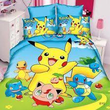 Pikachu Bedding