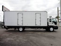 100 Truck Liftgate 2009 Used Isuzu FVR 26FT DRY BOX TRUCK CARGO TRUCK WITH LIFTGATE