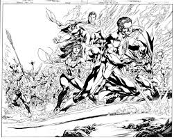 Adult Pics Of Dc Comics Flash Coloring Pages Superhero Pagesdc