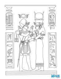 ANCIENT EGYPT PAPYRUS Online Coloring Page Adult ColoringColoring BooksOnline