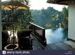 100 Ubud Hanging Gardens Resort Indonesia Bali Terrace Of A Panoramic View Pool Villa Suite At The