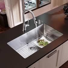 Best Kitchen Sink Material 2015 by Best Up To Date Designs Kitchen Sink Faucethome Design Styling