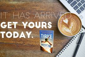 Thrive Medicine Now On Amazon