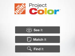 Painting Your Home – Project Color App by The Home Depot