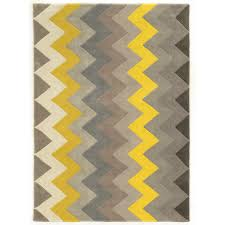Target Yellow Chevron Curtains by Guides U0026 Ideas Charming Chevron Area Rug With Cool Pattern
