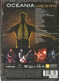 The Smashing Pumpkins Oceania Panopticon by Dvd Smashing Pumpkins Oceania Live In Nyc Novo R 38 00