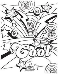 Best 25 Cool Coloring Pages Ideas On Pinterest