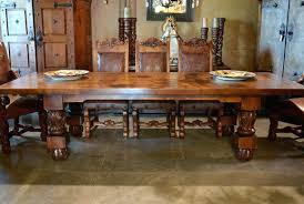 Outstanding Colonial Dining Table Room Furniture Inspiring Goodly Rustic Catalog Mesquite Tables