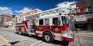 100 Pierce Fire Trucks For Sale Ascendant Achieves New Milestone 107 For The